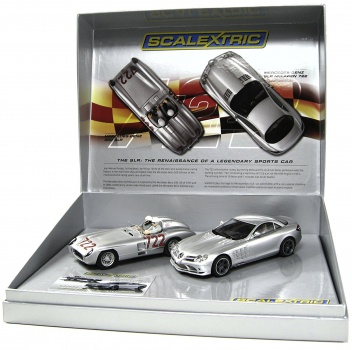 Scalextric 722 Mercedes-Benz