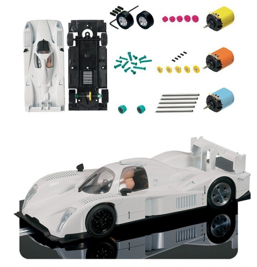 Scalextric Lola Aston Martin Pro Performance Kit 3193