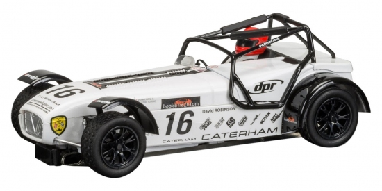 Scalextric  Caterham Superlight R300-S, Nr.16 3723