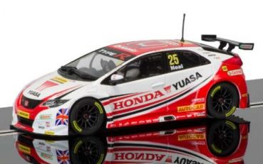 Scalextric Honda Civic Type R 25 BTCC 2015 3734