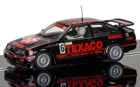 Scalextric Ford Sierra RS500 Texaco 6 1988 3738