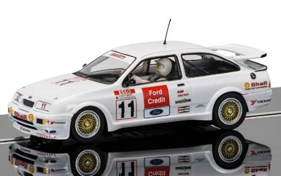 Scalextric Ford Sierra RS500 11 1990 Br Hatch 3781