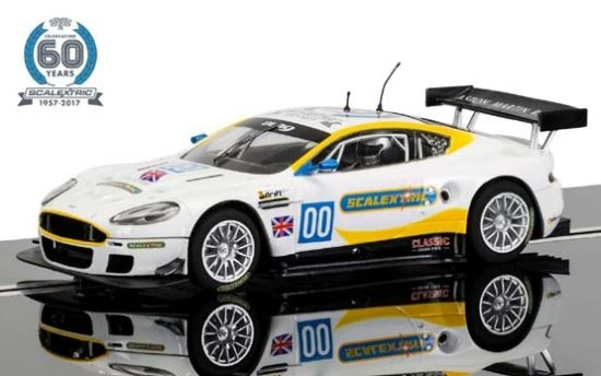 Scalextric Aston Martin DBR, Limited Edition  3830