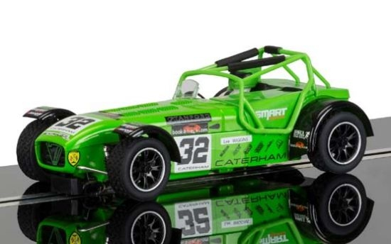 Scalextric Caterham Superlight R300-S  Nr.32   3871