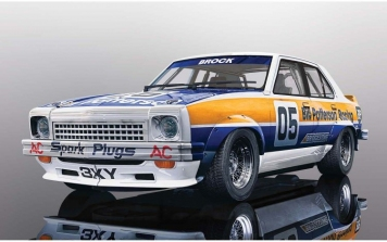 Scalextric Holden Torana ATCC1977 Peter Brock Nr. 5 c 4019