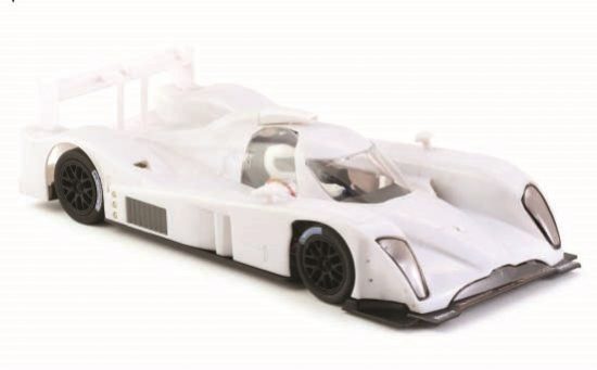 Aston Martin DBR1-2 white kit inline Slotcars von Slot it ca31z2