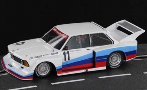 Sideways BMW 320 Gr5 Junior Team Cheever Nr. 11 sw58B mit Slot.it Technik