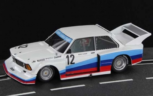 Sideways BMW 320 Gr5 Junior Team Surer Nr. 12 sw58C mit Slot.it Technik