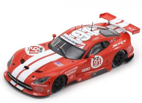 Scaleauto Viper GTS-R Watkins Glen 2014 No. 91 1:32 Racing