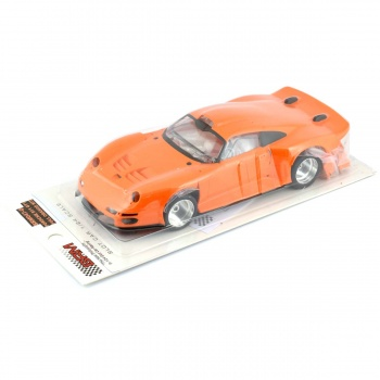 BRM Bausatz Porsche 911 GT1 Orange Kit