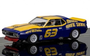 Scalextric AMC Javelin SCCA Trans Am 1972 c3876