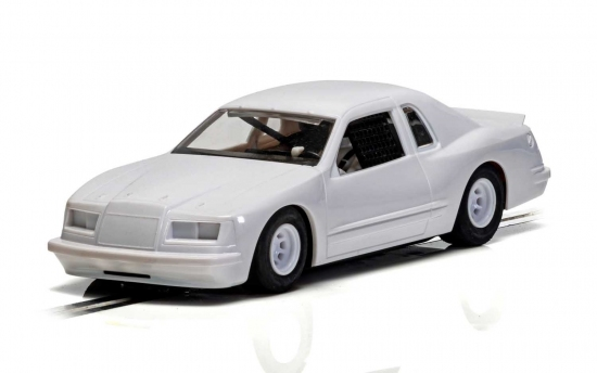 Scalextric Ford Thunderbird White c4077