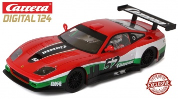 Carrera Digital 124 Ferrari 575 GTC Limited Edition 2015 23815