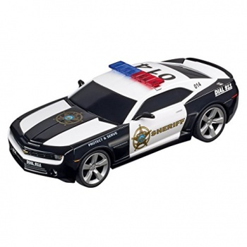 Carrera Evolution Chevrolet Camaro Sheriff 27523