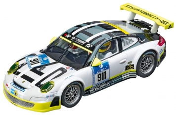 Carrera Evolution Porsche 911 GT3 RSR Manthey Racing Livery 27543