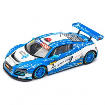 Carrera Digital 124 Audi R8 LMS Fitzgerald Racing Nr. 2A 23840