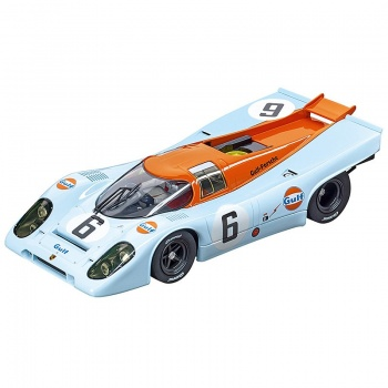 Carrera Digital 124 Porsche 917K J.W. Automotive Engineering Nr.6 Watkins Glen 1970 23857