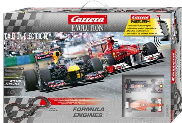 Carrera Evolution Formula Engines 7 m 25195