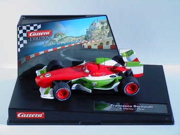 Carrera Evolution Francesco Bernoulli Slotcar 1:32 Art. 27354