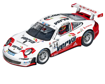 Carrera Digital 132 Porsche GT3 RSR Lechner Racing 30727