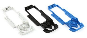 Ford GT 40 Chassis 1Stück medium Black 1434