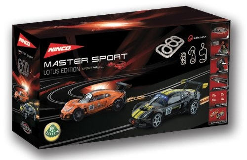 Race Set Master Sport Lotus 14,37m von Ninco Art 20150