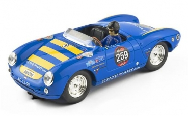 Porsche 550 State of Art Slotcar 1:32 von Ninco Art. 50630