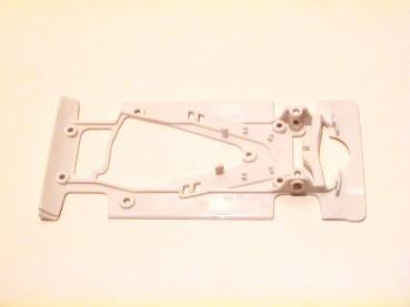 Audi R18 Chassis 1Stück HARD WHITE 1413