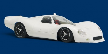 NSR P68 Alan Mann KIT Slotcar 1:32 Art 1050