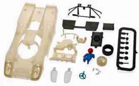 Porsche 917 Clear Body Kit Complete 1349