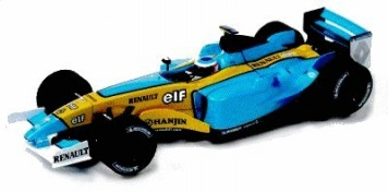 Scalextric Renault R23 F1 2397