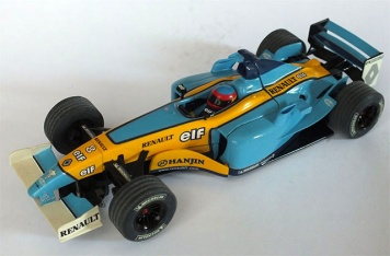 Scalextric Renault R23 F1 2398