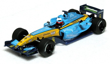 Scalextric Digital Renault R24 F1 Team Spirit