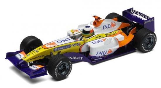 Scalextric Renault F1 2008 F. Alonso 2863