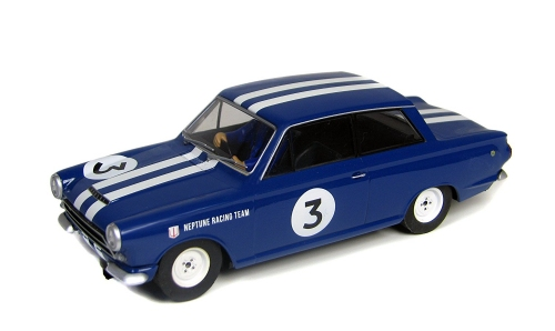 Scalextric Ford Lotus Cortina 1964