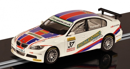 Scalextric BMW 320i Forester Motorsport 3217