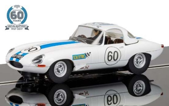 Scalextric Jaguar E-type, Limited Edition  3826
