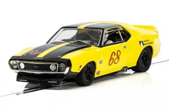 Scalextric AMC Javelin 1971 Trans AM nr. 68 c3921