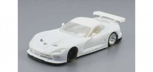 Scaleauto Viper GTS-R White Kit 1:32 Racing