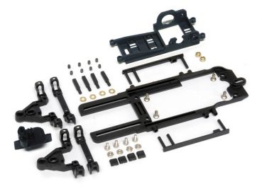 Slot it Starter Kit Chassis HRS2 Sidewinder 0.5 offset CH33b