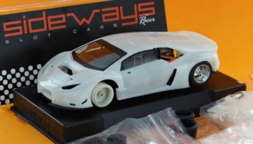 Sideways Bausatz LB GT3 White Kit SWCAR01K
