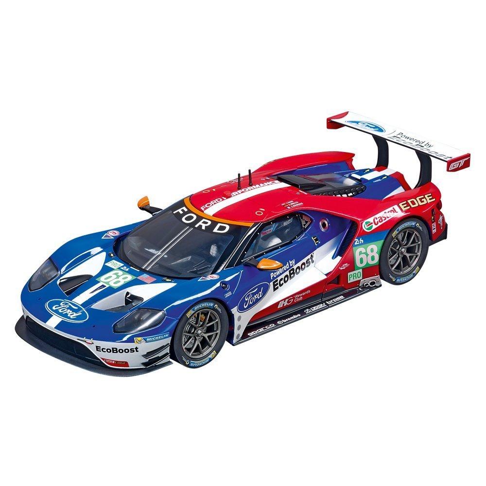 carrera digital 124 ford gt race car 238323821. Black Bedroom Furniture Sets. Home Design Ideas