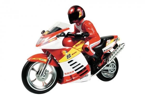 ttc rc racer motorrad rot l nge 30cm. Black Bedroom Furniture Sets. Home Design Ideas