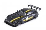 NSR Mercedes AMG Test Car Black Slotcar 1:32 0098