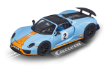 Carrera Evolution Porsche Spyder Gulf Racing Nr. 2 27549