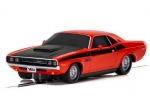 Scalextric Dodce Charger Red & Black c4065