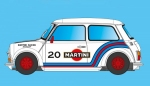 BRM Mini Cooper Team Martini Nr. 20