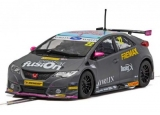 Scalextric Honda Civic Type R, Nr.22, BTCC 2018