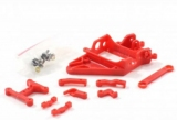 Scaleauto, Motorhalter RT-3 Anglewinder (rot/extra hart) SC 6528c