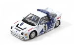 Scaleauto Ford RS200 Swedish Rally 1986  6182R